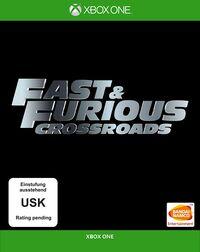 Hier klicken, um das Cover von Fast & Furious Crossroads (Xbox One) zu vergrößern