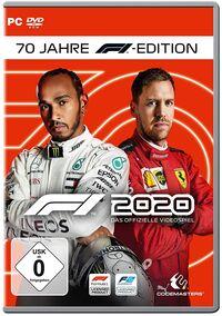 Hier klicken, um das Cover von F1 2020 70 Jahre F1 Edition (PC) zu vergrößern