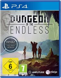 Hier klicken, um das Cover von Dungeon of the Endless (PS4) zu vergrößern