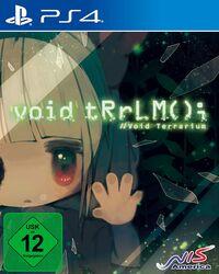 Hier klicken, um das Cover von void tRrLM(); //Void Terrarium Limited Edition (PS4) zu vergrößern