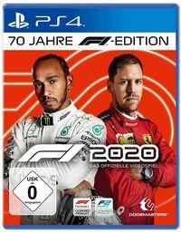 Hier klicken, um das Cover von F1 2020 70 Jahre F1 Edition (PS4) zu vergrößern