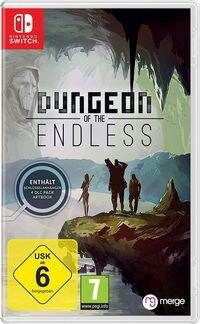 Hier klicken, um das Cover von Dungeon of the Endless (Switch) zu vergrößern