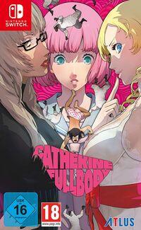 Hier klicken, um das Cover von Catherine Full Body (Switch) zu vergrößern