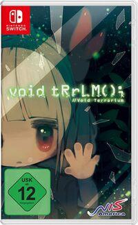 Hier klicken, um das Cover von void tRrLM(); //Void Terrarium Limited Edition (Switch) zu vergrößern