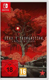 Hier klicken, um das Cover von Deadly Premonition 2: A Blessing in Disguise (Switch) zu vergrößern