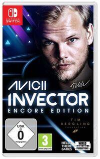 Hier klicken, um das Cover von AVICII Invector Encore Edition (Switch) zu vergrößern