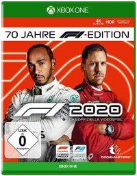 Hier klicken, um das Cover von F1 2020 70 Jahre F1 Edition (Xbox One) zu vergrößern