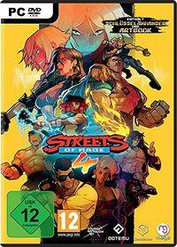 Hier klicken, um das Cover von Streets of Rage 4 (PC) zu vergrößern