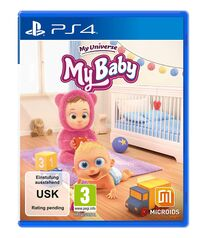 Hier klicken, um das Cover von My Universe: My Baby (PS4) zu vergrößern