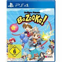 Hier klicken, um das Cover von Umihara Kawase: BaZooKa! (PS4) zu vergrößern