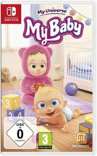 Hier klicken, um das Cover von My Universe: My Baby (Switch) zu vergrößern