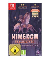 Hier klicken, um das Cover von Kingdom Majestic (Switch) zu vergrößern