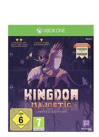 Hier klicken, um das Cover von Kingdom Majestic (Xbox One) zu vergrößern