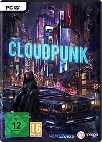 Hier klicken, um das Cover von Cloudpunk (PC) zu vergrößern