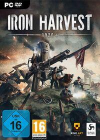 Hier klicken, um das Cover von Iron Harvest (PC) zu vergrößern