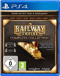 Hier klicken, um das Cover von Railway Empire Complete Collection (PS4) zu vergrößern