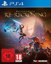 Hier klicken, um das Cover von Kingdoms of Amalur Re-Reckoning (PS4) zu vergrößern
