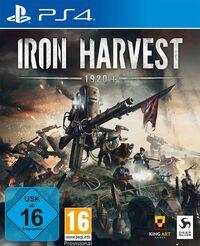 Hier klicken, um das Cover von Iron Harvest (Ps4) zu vergrößern
