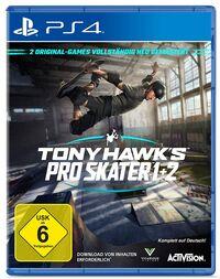 Hier klicken, um das Cover von TONY HAWK´S Pro Skater 1+2 Standard Edition (Ps4) zu vergrößern