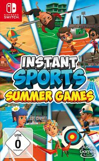 Hier klicken, um das Cover von Instant Sports - Summer Games (Switch) zu vergrößern