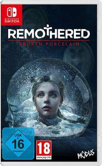 Hier klicken, um das Cover von Remothered: Broken Porcelain (SWitch) zu vergrößern