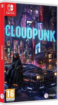 Hier klicken, um das Cover von Cloudpunk (Switch) zu vergrößern