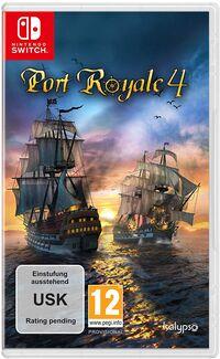 Hier klicken, um das Cover von Port Royale 4 (Switch) zu vergrößern