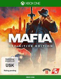 Hier klicken, um das Cover von Mafia: Definitive Edition (Xbox One) zu vergrößern