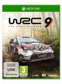 Hier klicken, um das Cover von WRC 9 (Xbox One) zu vergrößern