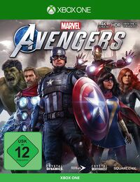 Hier klicken, um das Cover von Marvel's Avengers (Xbox One) zu vergrößern
