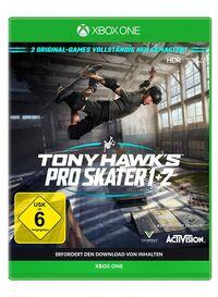Hier klicken, um das Cover von TONY HAWK´S Pro Skater 1+2 Standard Edition (Xbox One) zu vergrößern