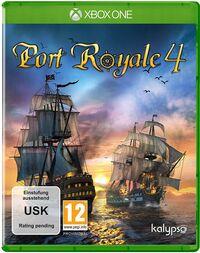 Hier klicken, um das Cover von Port Royale 4 (Xbox One) zu vergrößern