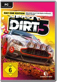 Hier klicken, um das Cover von DIRT 5 - Day One Edition (PC) zu vergrößern