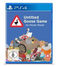 Hier klicken, um das Cover von Untitled Goose Game (PS4) zu vergrößern