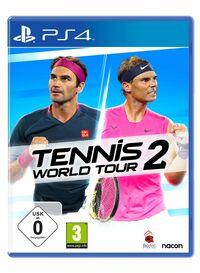 Hier klicken, um das Cover von Tennis World Tour 2 (PS4) zu vergrößern