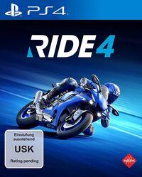Hier klicken, um das Cover von RIDE 4 (PS4) zu vergrößern
