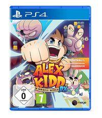 Hier klicken, um das Cover von Alex Kidd - In Miracle World (PS4) zu vergrößern
