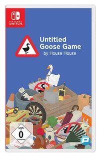Hier klicken, um das Cover von Untitled Goose Game (Switch) zu vergrößern