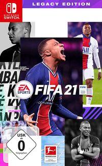Hier klicken, um das Cover von FIFA 21 (Switch) zu vergrößern