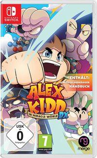 Hier klicken, um das Cover von Alex Kidd - In Miracle World (Switch) zu vergrößern