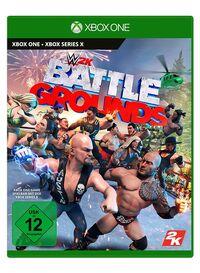 Hier klicken, um das Cover von WWE 2K Battlegrounds (Xbox One) zu vergrößern