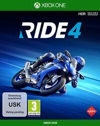 Hier klicken, um das Cover von RIDE 4 (Xbox One) zu vergrößern