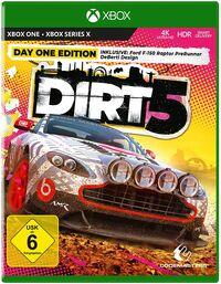 Hier klicken, um das Cover von DIRT 5 - Day One Edition (Xbox One) zu vergrößern