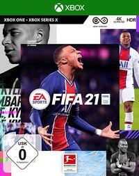 Hier klicken, um das Cover von FIFA 21 (Xbox One) zu vergrößern