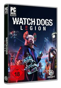Hier klicken, um das Cover von Watch Dogs Legion (PC) zu vergrößern