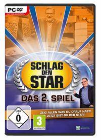 Hier klicken, um das Cover von Schlag den Star - Das 2. Spiel (PC) zu vergrößern