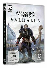 Hier klicken, um das Cover von Assassin's Creed Valhalla (PC) zu vergrößern