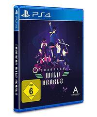 Hier klicken, um das Cover von Sayonara Wild Hearts (PS4) zu vergrößern