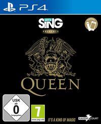 Hier klicken, um das Cover von Let's Sing Queen (PS4) zu vergrößern