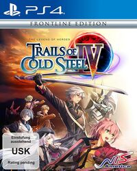 Hier klicken, um das Cover von The Legend of Heroes: Trails of Cold Steel IV (PS4) zu vergrößern